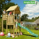 Spielturmbausatz jungle gym palace 2013 ohne Holz und Rutsche